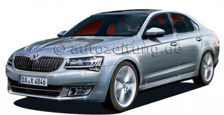 Škoda Superb 3?