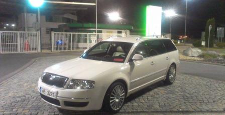 Škoda Superb 1 combi