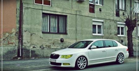 Škoda Superb Rims