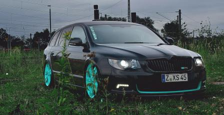 Škoda Superb Low